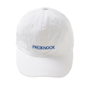 프라이노크(FREIKNOCK) Ball cap(WHITE)