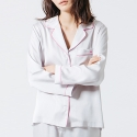 멜트(MELT) Very Pajama Shirt_Luxe Silver