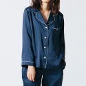 멜트(MELT) Very Pajama Shirt_Navy