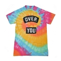 유에스에이 머친다이징(U.S.A MERCHANDISING) USAHMMERCHANDISING OVER YOU TIE DYE (MULTI)