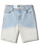 크래프티드(KRAFTED) Gradation method denim shorts