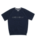 세컨무브(SECONDMOVE) H.E.E SWEAT SHIRT_NAVY