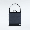 트라이톤(TRITONE) LP SHOULDER BAG (Charcoal / Black)