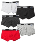 제네럴웍스(GENERAL WORKS) GU1601 ORIGINAL LOGO BOXER BRIEF - 5 COLOR