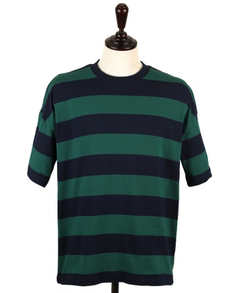 집시_MAGIC BORDER GREEN/NAVY.