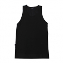 플라스틱(FLASTTIC) Massimo basic sleeveless/black