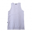 플라스틱(FLASTTIC) Massimo basic sleeveless/white
