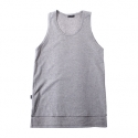 플라스틱(FLASTTIC) Massimo basic sleeveless/gray
