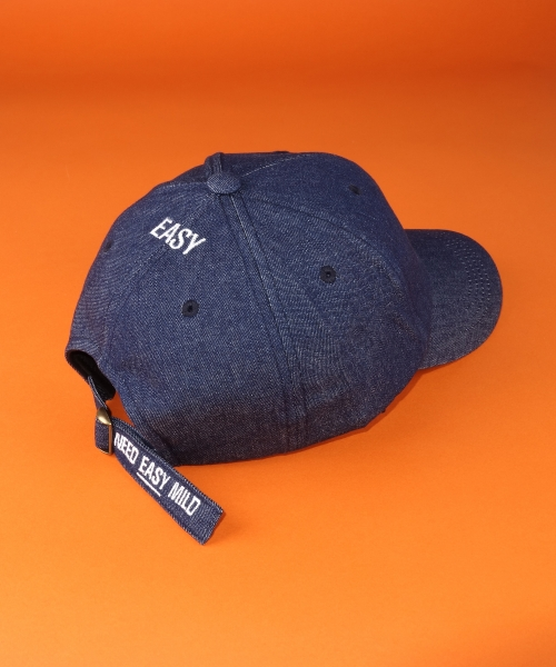 아비아_EASY CAP (DENIM)