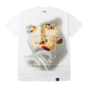 DISSIZIT! WET LOOKER S/S (WHITE)