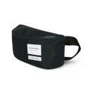 윌리콧(willicot) GLAM WAIST BAG BLACK