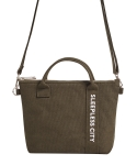 스티디(STIDIE) slecity mini crossbag-khaki