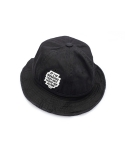 보울러(BOWLLER) :) Bucket hat Black