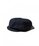 올드조(OLD JOE & CO) [올드조] OLD JOE & CO. / SIX PANEL DRESS CAP / SILK NEP DENIM