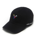 본챔스(BORN CHAMPS) V SYMBOL CAP BLACK