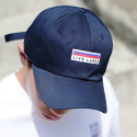 본챔스(BORN CHAMPS) LIVE LARGE CAP NAVY