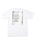 레블(REBEL) The Social Contract Tee (2 Colors)