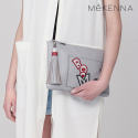 메케나(MEKENNA) [MEKENNA]  LEATHER CLUTCH_MX2Y2AC0040