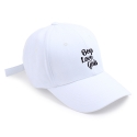슈퍼비젼(SUPERVISION) LOVEGIRLS BALLCAP WHITE - [MU]