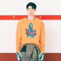프라이노크() TYRANNO KNIT PULLOVER(ORANGE)