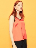 블랭크(BLANK) COLOR SLEEVELESS-OR