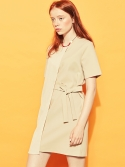 블랭크(BLANK) LAYERED DRESS-BE