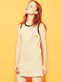 블랭크(BLANK) SIMPLE DRESS-BE