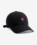 Sunset B.B.Cap Black