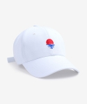 어코(AWCO) Sunset B.B.Cap White