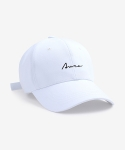 Signature B.B.Cap White