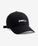 어코(AWCO) Broken B.B.Cap Black