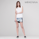 메케나(MEKENNA) MeKENNA Two tuck pattern shorts_MX2Y2PT0190