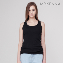 메케나(MEKENNA) MeKENNA GLITTER printed sleeveless top_MX2Y2TS0060