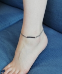애니메이트(ANIMATE) [ANIMATE] simple chain Anklet(silver)