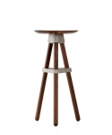 워터 탱크 베이스먼트(WATER TANK BASEMENT) 3LEGS STOOL