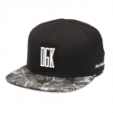 Unfollow Strapback - Black