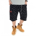 디지케이(DGK) Digi Dot Cargo Shorts - Black Digi Dot