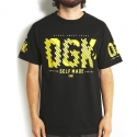 디지케이(DGK) Blood Sweat Tears Tee - Black