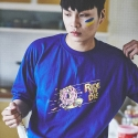 스페이스오(SPACEO) T-shirt_Donut skateboard