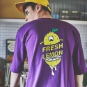 스페이스오(SPACEO) T-shirt_Fresh lemon