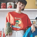스페이스오(SPACEO) T-shirt_Hawaii Pineapple