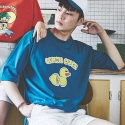 스페이스오(SPACEO) T-shirt_Lemon duck