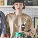 스페이스오(SPACEO) T-shirt_Meat skewers