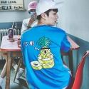 스페이스오(SPACEO) T-shirt_Pineapple can