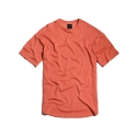 팍스터(PAXTER) PAXTER PIGMENT DYING T - SHIRT (ORANGE)