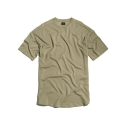 PAXTER PIGMENT DYING T - SHIRT (KHAKI BEIGE)