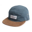 Cord Combo 5 Panel - Blue
