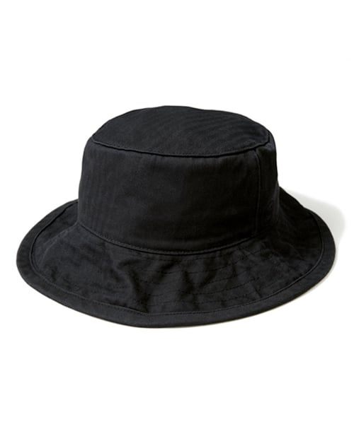 리타(LEATA) HBT cotton fishing hat black