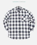 LAYLA Gingham check S3 - gray
