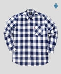 다이아몬드 레이라() LAYLA Gingham check S3 - navy